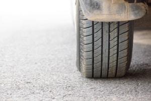 Wenn Sie ein Reifendichtmittel kaufen, sollten Sie sichergehen, dass es für Ihre Reifen geeignet ist.